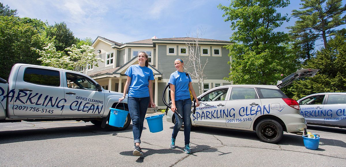southern maine residential cleaning services